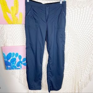 Grey's Anatomy Blue straight leg scrub pants M